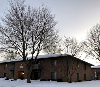 Photo for 2BR Apartment Vacation Rental in Oshkosh, Wisconsin