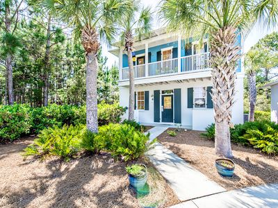 Photo for 30A-Walk 2 SeagroveBch-2 Pools☀️2 Step Sanitizing Process☀️2BR Blue Sky Bungalow