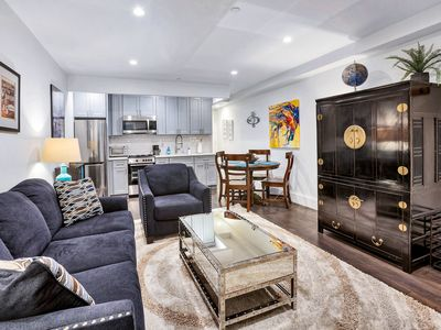 Photo for NEWLY renovated DUPLEX  home in Central Harlem