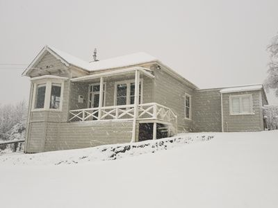 Photo for Mountain View Villa Mount Ruapehu Ohakune