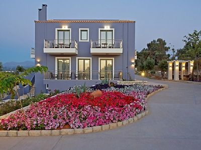 Photo for Vacation home Carme Villa Taygete  in Asteri, Rethymno, Crete - 5 persons, 2 bedrooms