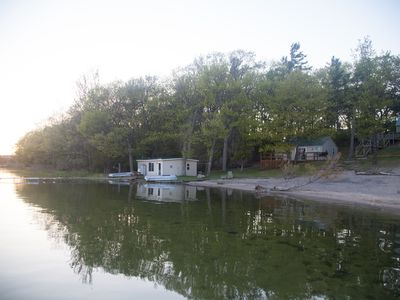 Photo for Lakeside Retreat (Cabin 5)
