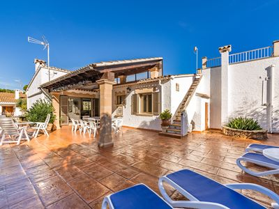 Photo for Casa Isabel/ Clot - Chalet for 8 people in Playa de Muro