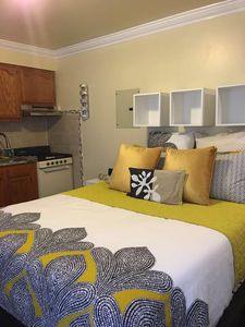 Photo for 1721 1A · City Chic Studio/Parking Available - 20 min to NYC