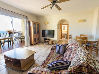 Photo for Carabeo 2000 1.3: Excellent beds,Central, Sea view, WiFi, Lift, fully equipped.