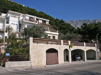 Photo for Apartment in Duće (Omiš), capacity 2+1