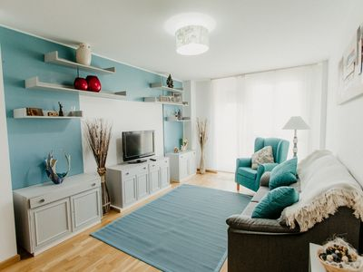 Photo for Tourist apartment, ideal families or groups.