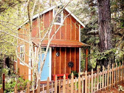 Photo for 1BR Cottage Vacation Rental in Mendocino, California