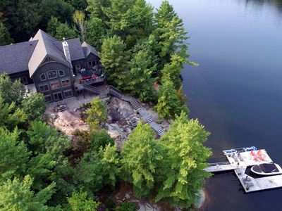 Photo for Tea House - 6 Bedrooms - Cottage in Parry Sound