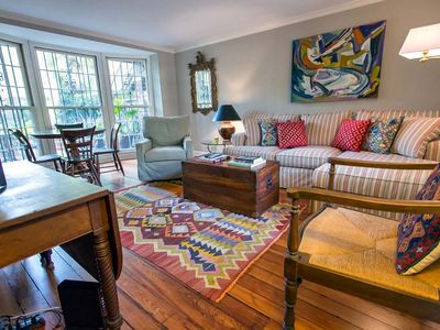 Photo for Stay with Lucky Savannah: Charming house off of Calhoun Square with courtyard