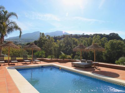 Photo for Casa Vista - Perfect setting to explore the Costa del Sol or southern Andalusia.