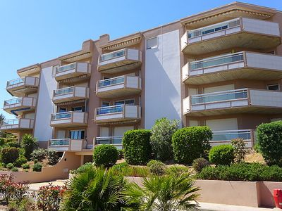 Photo for Apartment Les Jardins del Mar in Cavalaire - 4 persons, 1 bedrooms