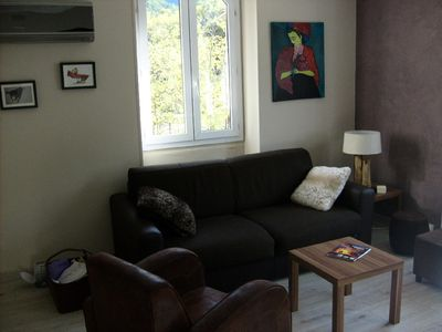 Photo for 2 room apartment 6 people mountain view - 2 room flat 6 people
