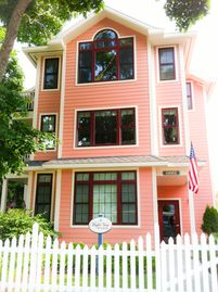 Biddle House, Mackinac Island, MI, USA