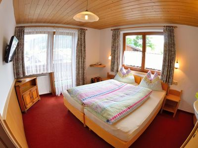Photo for High Salve Apartment I / 2 Bedrooms / Dus - Hotel Feichter