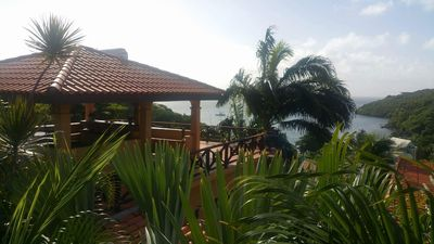 Photo for An Amazing  3 Bed Grenada Villa with a Captain's Sea View!