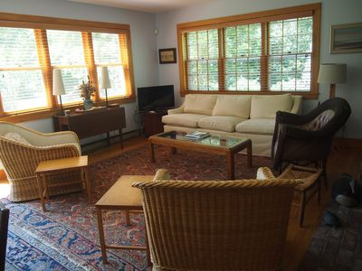 Photo for CHARMING FAMILY HOME ON MUSIC STREET IN WEST TISBURY WITH PRIVATE BEACH ACCESS