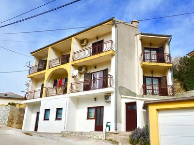 Photo for Three bedroom apartment with terrace Senj