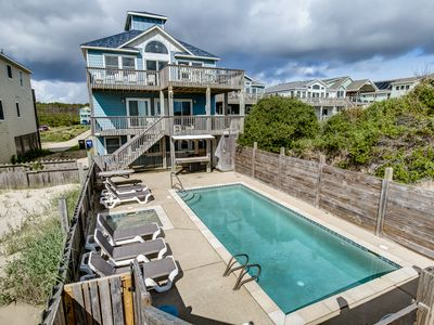 Photo for Bikinis and Martinis   Oceanfront   Private Pool, Hot Tub
