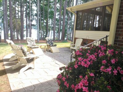 "Photo for Bluebird Bay has ""Big Water' Views In A Peaceful Cove"