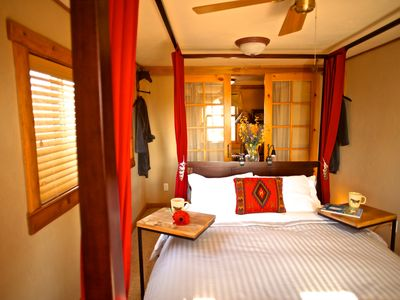 Photo for B&B Night Hawk Rm enjoy a true western experience with a sophisticated ambiance