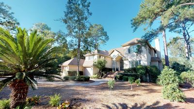 Photo for Fantastic 4 Bedroom Home in Sea pines with Golf View