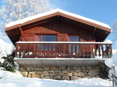 Photo for chalet 'les moraines' 4 people