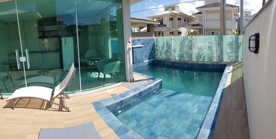 Photo for Residencial Marbella 350 meters from the beach