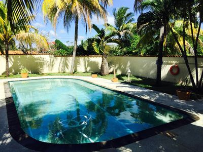 Photo for Homerez last minute deal - Nice bungalow with swimming-pool