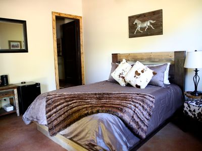 Photo for Gaucho Room (Single Room) in the Estable Building - Asante Lodging and Events