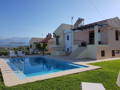 Photo for SeaView villa *Private Pool *Perfect for families * Excellent Value for money