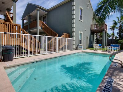 Photo for Shared pool & beach access in this great condo - dog-friendly, too!