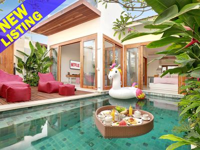 Photo for Romantic 1 Bedroom Villa in Jimbaran (9);
