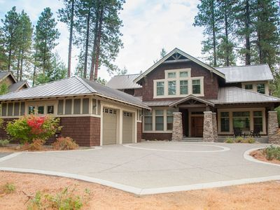 Photo for Gourmet Kitchen, Hot Tub, Fire Pit, Sporting Equipment, and Full Resort Access!