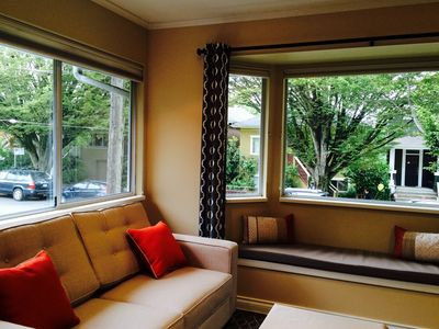 Photo for Beautiful Kitsilano Townhome Close To Shops, Cafes, Beaches and Downtown