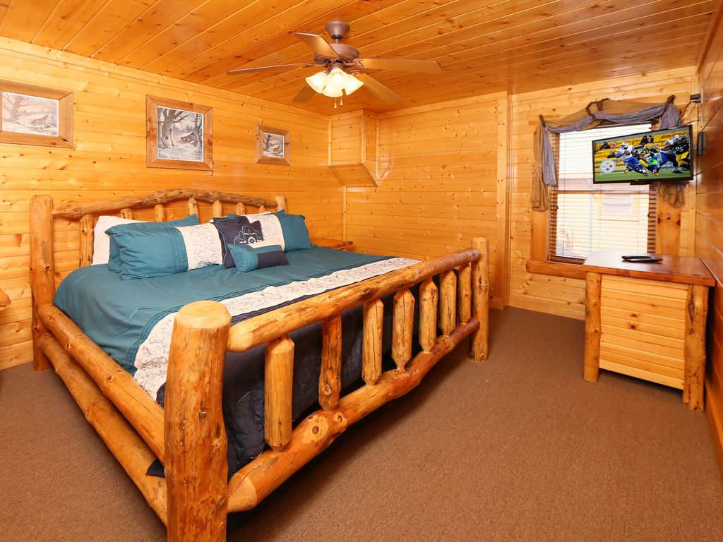 Majestic Vista A Two Bedroom Cabin Wears Valley Sevier