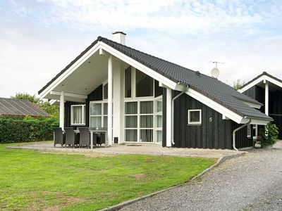 Photo for 8 Person Holiday Home in Juelsminde with Sauna