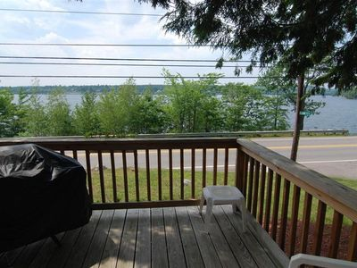 Photo for Lake Views, Water Front, Relaxing, Quiet, Charming