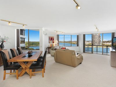 Photo for Yacht Harbour Towers Unit 3F -  Two bedroom On the hill overlooking the Tweed Harbour