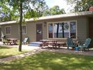 3BR Cabin Vacation Rental in Richville, Minnesota
