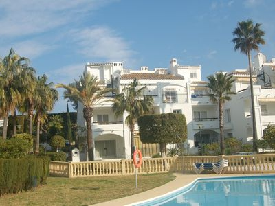 Photo for Duplex penthouse miraflores-riviera del sol (charming). Sun and Golf.  VFT / MA / 01630