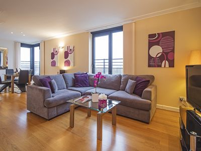Photo for Kensington Modern and Chic Two bedroom, One Bathroom Apartment with a Balcony