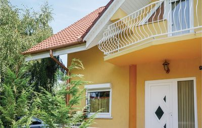 Photo for 3 bedroom accommodation in Balatonfenyves