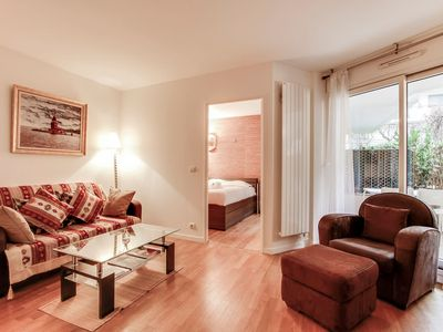 Photo for 2BR Apartment Vacation Rental in Levallois-Perret, Île-de-France
