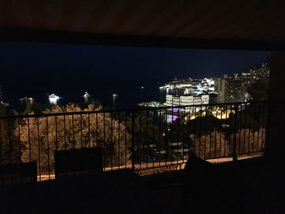 Photo for Beautiful 3 rooms at the gates of Monaco facing the sea