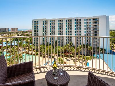Photo for NEW! Palms of Destin ~ 9th Floor - Pool Views! 2BR/2BA