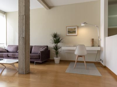 "Photo for ""Singular"" apartment with contemporary design."