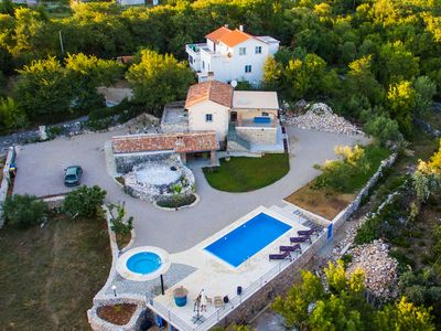 Photo for Holiday house with pool, whirlpool and sauna