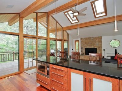 Photo for Charming Creekside Mtn Retreat-minutes from Pearl street, hiking, CU campus!