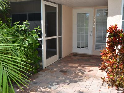 Photo for Remodeled Condo in the heart of Siesta Village